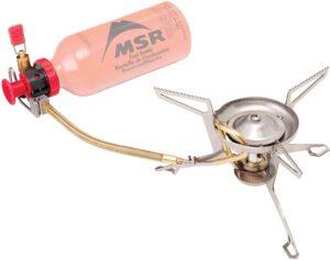 アウトドア シングルバーナー・ストーブ ウィスパーライト36633   エムエスアール(MSR)