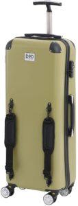 キャンパーノ・コロコーロ キャンパーのための防水スーツケース CC1-514 DOD(ディーオーディー)