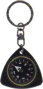 コンパス キーホルダーコンパス オイル式 ブラック C6N-33E 4517-01 ビクセン(Vixen)