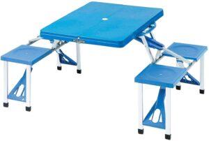 ピクニック テーブル セット BD-190【3~4人用】アウトドア|BUNDOK(バンドック)