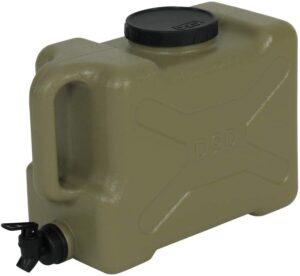 フツーノタンク 水専用 ウォータータンク 10L WT3-601-KH|DOD(ディーオーディー)