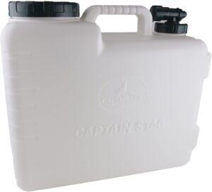 ポリタンク ボルディー ウォータータンク20L M-9533 容量20L 抗菌|キャプテンスタッグ(CAPTAIN STAG)