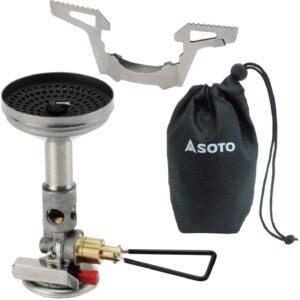 マイクロレギュレーターストーブ ウインドマスター SOD-310 キャンプストーブ   ソト(SOTO)
