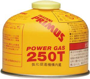 GAS CARTRIDGE ハイパワーガス Tガス オールシーズン用 [HTRC 2.1]  PRIMUS(プリムス)