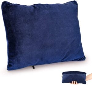 キャンプ 枕 アウトドア ピロー トラベルピロー コンパクト 携帯できる枕|Lifinsky