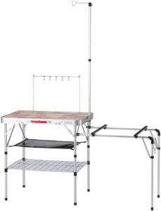 コールマン(Coleman) テーブル オールインワンキッチンテーブル 2000031294|コールマン(Coleman)