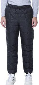 Amazon.co.jp:ダウンパンツ 超軽量ダウンパンツ ロングダウンパンツ 防寒 ジョガーパンツ メンズ 登山 アウトドアパンツ 暖パンツ DOWN PANTS:服&ファッション小物