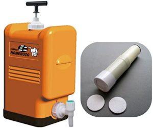 ポリタンク型非常用浄水器「コッくん飲めるゾウミニ」
