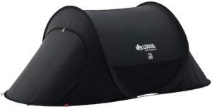 ロゴス(LOGOS) Black UV ポップフルシェルター-AI 71809022|ロゴス(LOGOS)