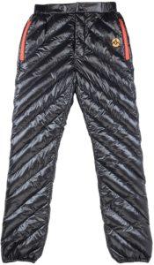 Amazon AEGISMAX ダウンパンツ アウトドア防寒パンツ 95%グースダウン 800FP(ブラック、L) ロングパンツ 通販
