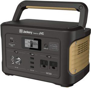 JVCケンウッド ポータブル電源 BN-RB6-C