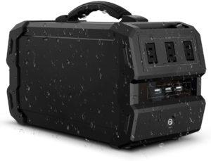LACITA 第3世代 水に強い ポータブル電源 エナーボックス ENERBOX-SP