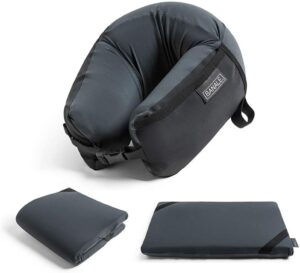 OMNI PILLOW オムニピロー 3in1 低反発素材の携帯枕 ネック ピロー |バナーレ(BANALE)