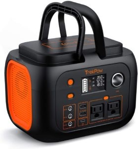 TrekPow ポータブル電源 G300