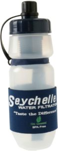 seychelle(セイシェル) サバイバルプラス携帯浄水ボトル【正規品】