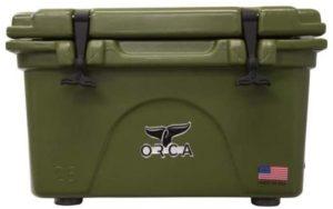 【正規品】ORCA Coolers:オルカクーラーズ 26クォート【グリーン】|ORCA Coolers(オルカクーラーズ)|クーラーボックス
