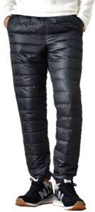 (アローナ)ARONA ダウンパンツ メンズ 防寒パンツ 登山 アウトドア 撥水 透湿 防風/YC|アウトドア ロングパンツ 通販