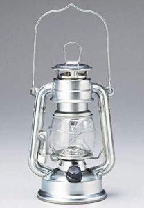ウォームウール LEDランタン(シルバー) LEDランプ 照明 アウトドア 非常灯 携帯用ライト 災害 緊急 地震 LEDライト LR ランタン