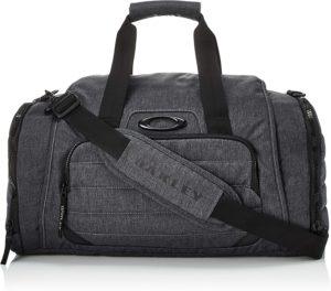 [オークリー] ダッフルバッグ ENDURO 2.0 DUFFLE BAG BLACKOUT DK HTR:シューズ&バッグ