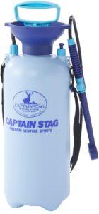 キャプテンスタッグ(CAPTAINSTAG) ポンピングシャワー携帯用7.5LM-9537 キャプテンスタッグ(CAPTAINSTAG)