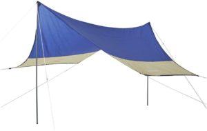 キャプテンスタッグ テント タープ サンシェルター オルディナ ヘキサ タープ セットM-3167|キャプテンスタッフ(CAPTAIN STAG)|タープ