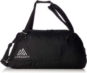 [グレゴリー] ダッフルバッグ 公式 スタッシュダッフルDX65 現行モデル ブラック|GREGORY(グレゴリー)|スポーツダッフルバッグ