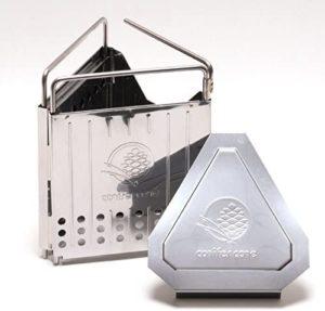 [コニファーコーン] バーベキュー用品 フォールディングストーブ パイロマスター2 pyromaster2|コニファーコーン(conifer cone)|ストーブ・ヒーター・ウォーマー