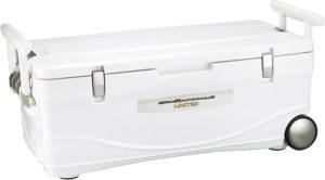 シマノ(SHIMANO) クーラーボックス 45L スペーザ ホエール リミテッド キャスター付 450HC-045L 釣り用 アイスホワイト|シマノ(SHIMANO)|スポーツ&アウトドア