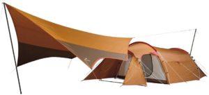 スノーピーク テント&タープ エントリーパック TTSET-250