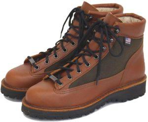 [ダナー] W'S 30475 LIGHT レディースブーツ Ceder Brown アメリカ製 US7.5M-約24.5cm