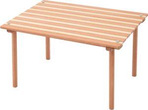 テントファクトリー ウッドライン EUCA ロールトップテーブル 780