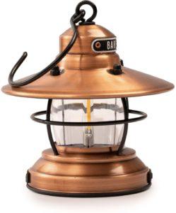 ベアボーンズ(Barebones) ミニ エジソンランタン LED カッパー 20230009036000 ベアボーンズ(Barebones) ランタン