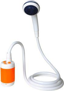 ポータブルシャワー USB充電式 (XJCSPORT)