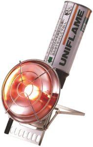 ユニフレーム コンパクトパワーヒーター UH-C No.630051|ユニフレーム(UNIFLAME)