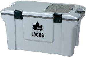 ロゴス クーラーボックス アクションクーラー50グレー 81448011|ロゴス(LOGOS)|スポーツ&アウトドア