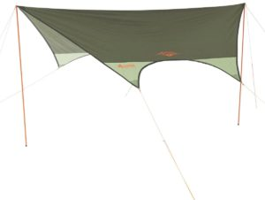 ロゴス(LOGOS) タープ neos ドームFITヘキサ 4443-N ヘキサゴン型 耐風性 UVカット加工|ロゴス(LOGOS)|タープ