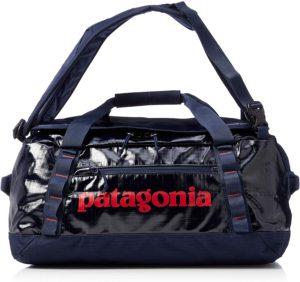 [パタゴニア]Patagonia Black Hole Duffel Bag ブラックホール ダッフル 49338 Classic Navy 40L [並行輸入品]:シューズ&バッグ