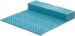Amazon BUNDOK(バンドック) フォールディング マット 60×180cm ブルー BD-513B 10mm厚 BUNDOK(バンドック) スポーツ&アウトドア