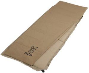 Amazon DOD(ディーオーディー) ソトネノサソイS 丸洗いシーツ付き 厚み4.5cmエアマット シングルサイズ CM1-620-TN DOD(ディーオーディー) マット・パッド