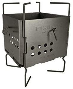 FIREBOX (ファイヤーボックス) GEN2 ナノストーブ ステンレス ウッドストーブ 3インチ 【日本正規品】|バーベキューコンロ・焚火台