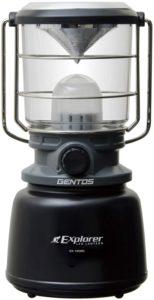 GENTOS(ジェントス) LED ランタン 【明るさ1300ルーメン:実用点灯7-350時間:3色切替:防滴】