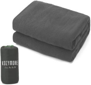封筒型 軽量フリース寝袋|ヨニトオ (Unittoo)