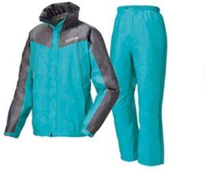 LOGOS(ロゴス)透湿レインスーツ スロエ 透湿・軽量レインウェア 28056:スポーツ&アウトドア