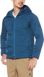 [Mammut] ダウン ライム インサレーション フーデッド ジャケット アジアンフィット メンズ/Rime IN Flex Hooded Jacket AF Men コート・ジャケット 通販