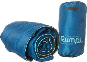 RUMPL(ランプル) The Original Printed Puffy Blanket Throw Spider Web|ランプル(RUMPL)