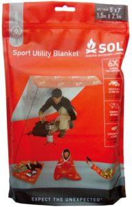 SOL(ソル) スポーツユーティリティーブランケット|ソル(SOL)