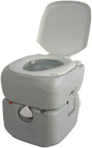 サンルック ポータブル水洗トイレ ピストンポンプ方式