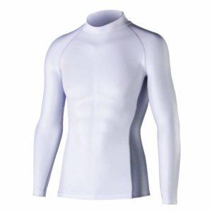 パワーストレッチ ハイネックシャツ|おたふく手袋(OTAFUKU GLOVE)