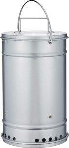 キャプテンスタッグ フェルトスモーカーセット(円筒型) M-6546|キャプテンスタッグ(CAPTAIN STAG)|スモーカー