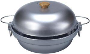 キャプテンスタッグ 大型燻製鍋 M-6548|キャプテンスタッグ(CAPTAINSTAG)|スモーカー